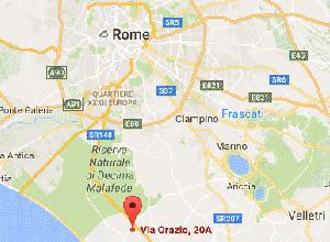 concessionaria noleggio lungo termine sede di Pomezia - Roma