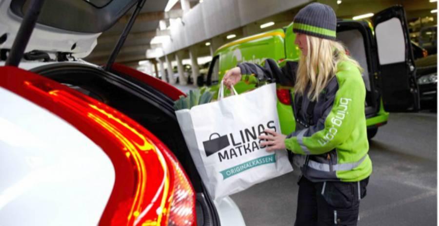 In-car delivery: la Volvo sperimenta in Svezia