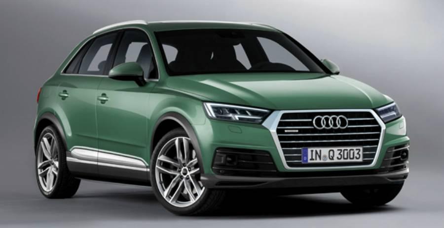Nuova Audi Q3: tutte le novità