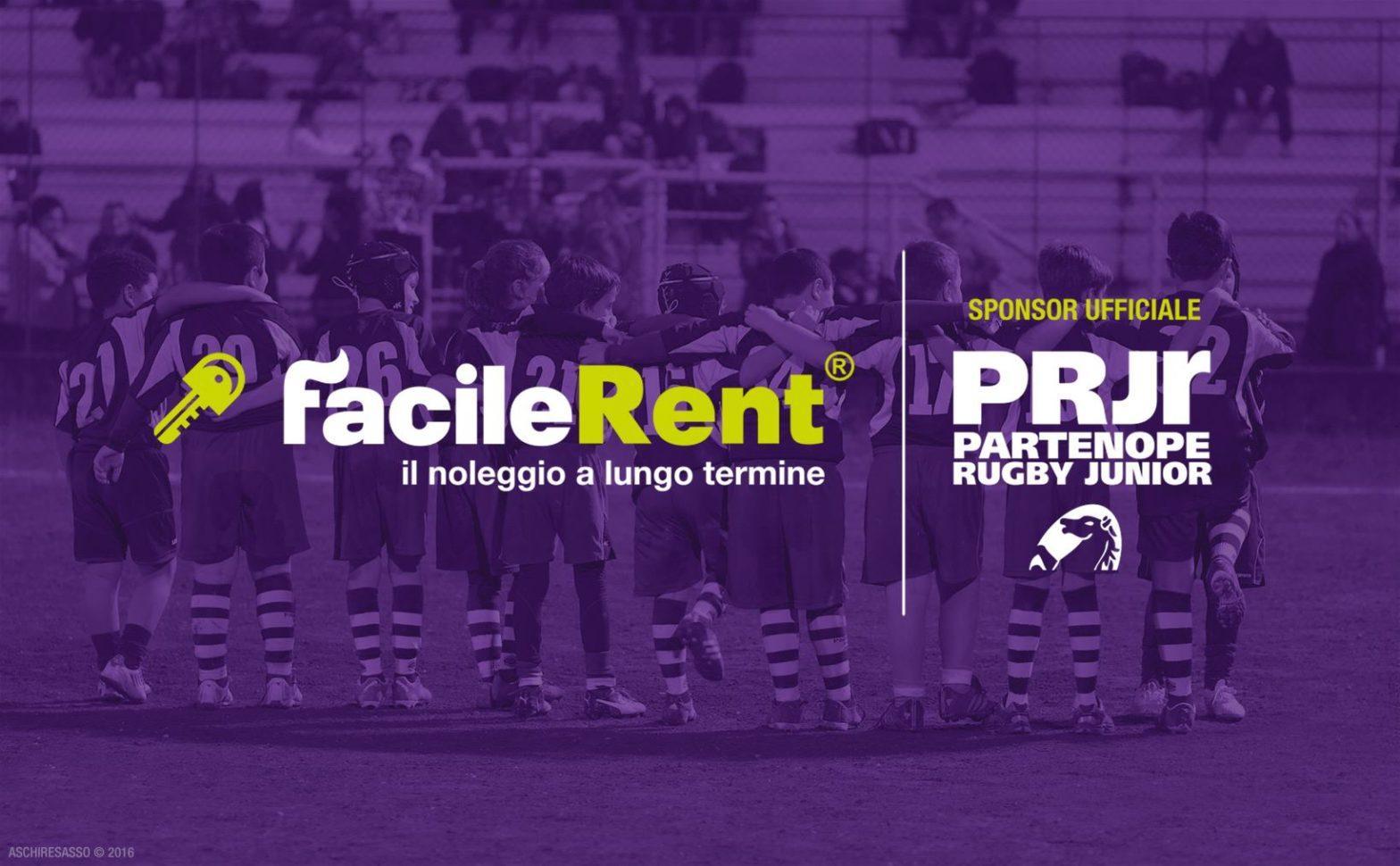 L'ora del Rugby: FacileRent e Partenope Rugby Junior insieme per promuovere il rugby tra i più giovani!