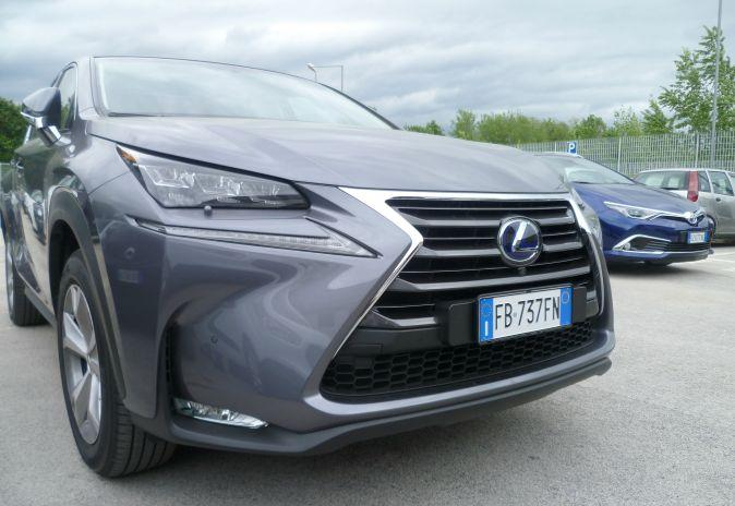 Alla scoperta dell'ibrido: una giornata con Toyota e Lexus