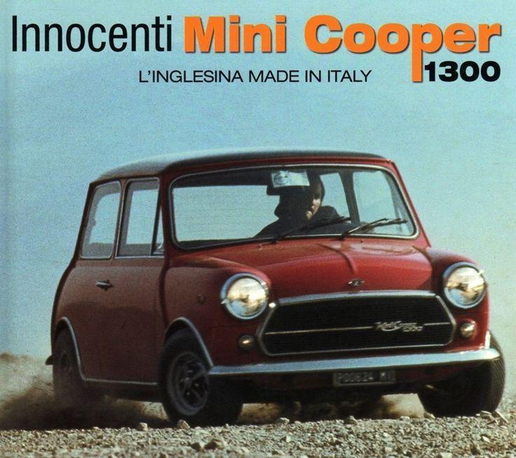 noleggio Mini Cooper 1965