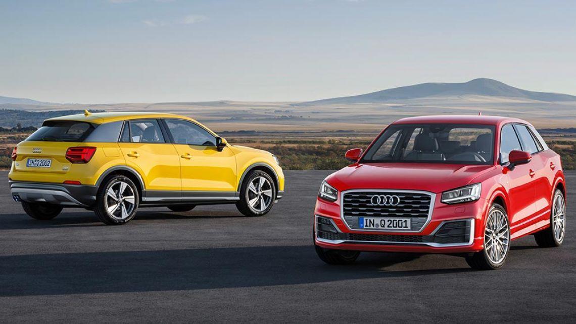 Audi Q2 non la solita tedesca