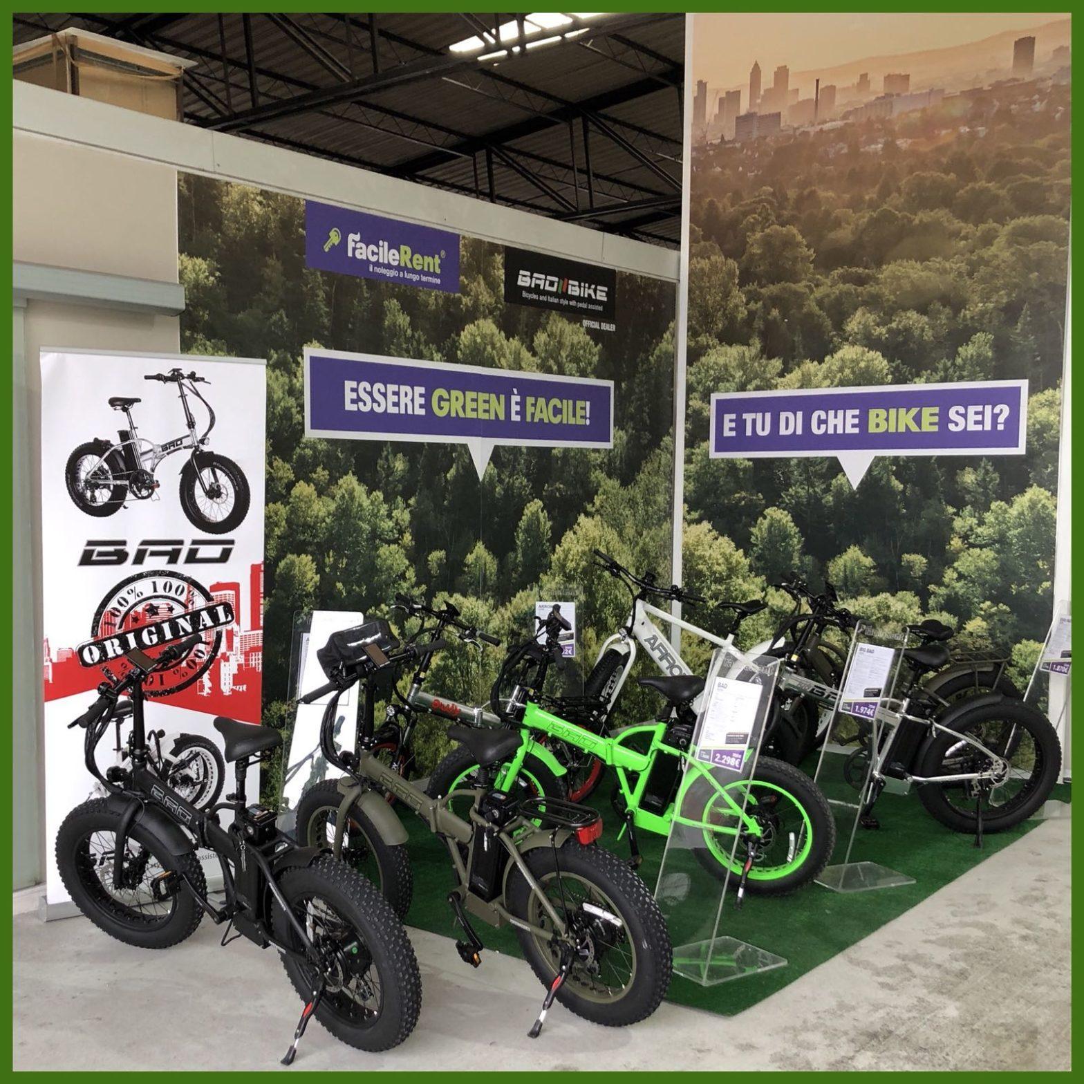 FacileRent è il nuovo Official Dealer Bad Bike