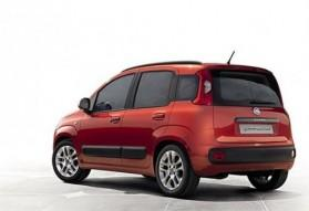 Noleggio a lungo termine nuova Fiat Panda in pronta consegna