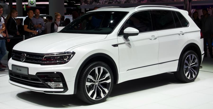 Volkswagen Tiguan: in arrivo la grande novità della Casa tedesca