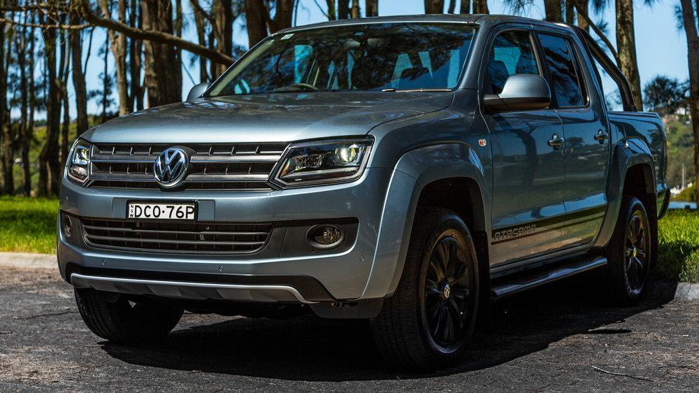 Il Volkswagen Amarok si rinnova: ecco il restyling