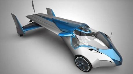 Esce un Nuovo Prototipo di Auto Volante