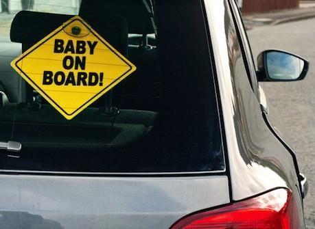 Sicurezza Stradale: Bimbi a Bordo!