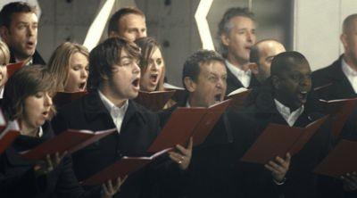 Honda Civic e lo spot 'Choir'