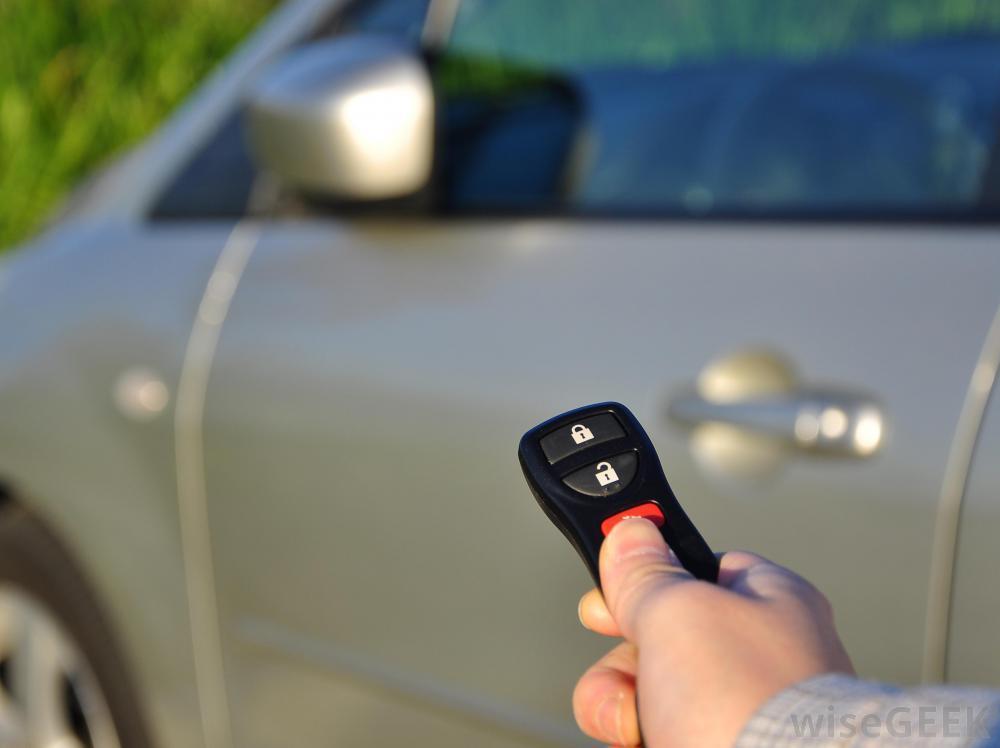 Come entrare in macchina senza usare la chiave?