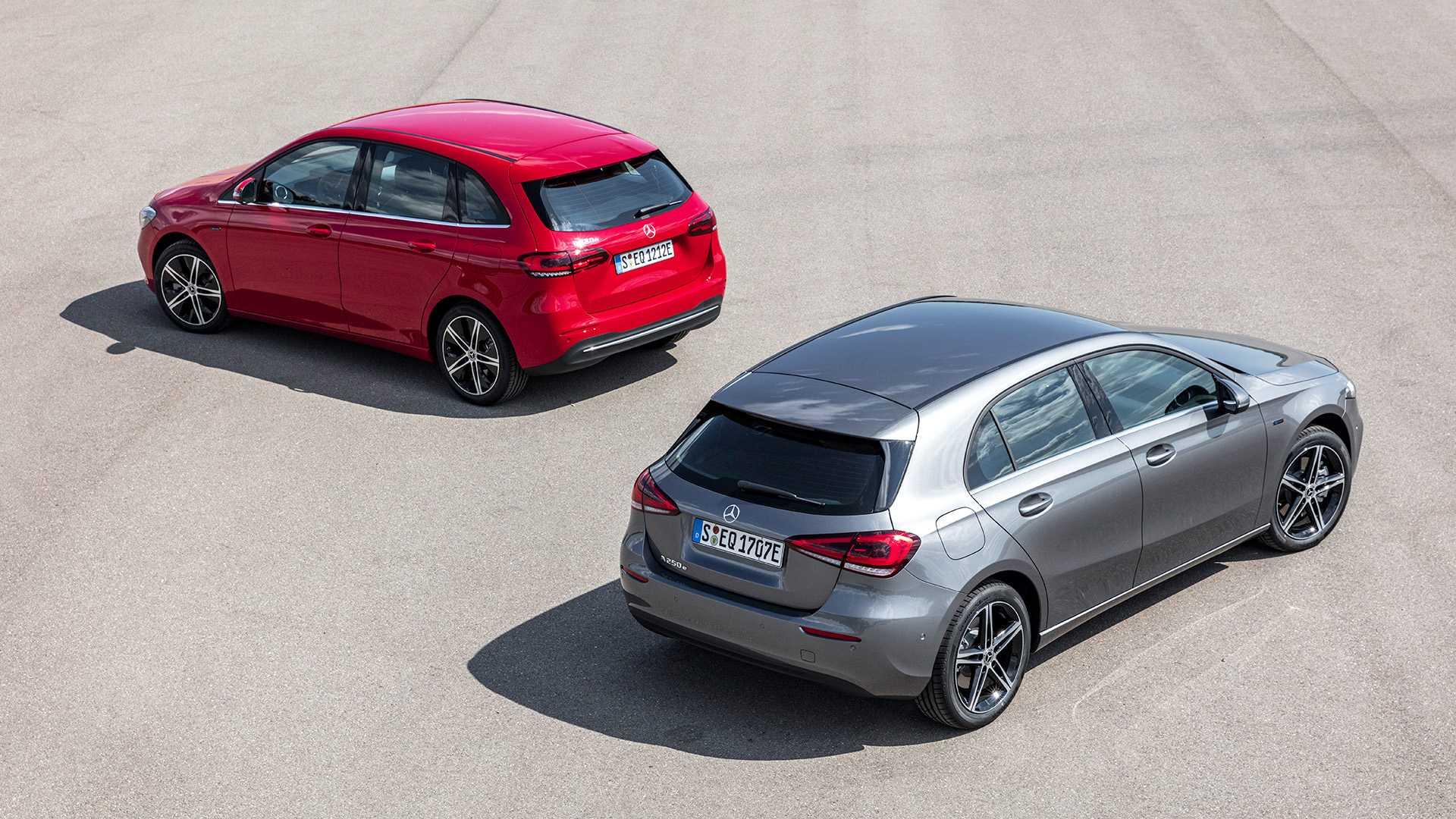 Nuova Mercedes Classe A e Classe B