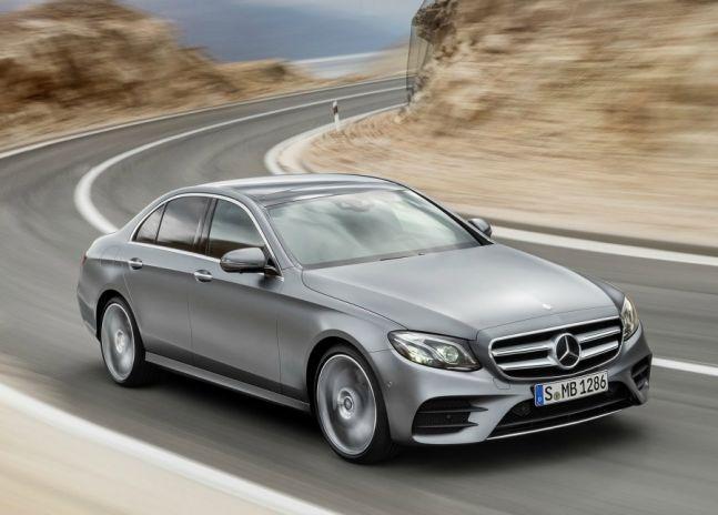 Mercedes Classe E: il piacere di lasciarsi guidare