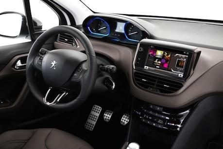 Peugeot 2008: voglia di crossover