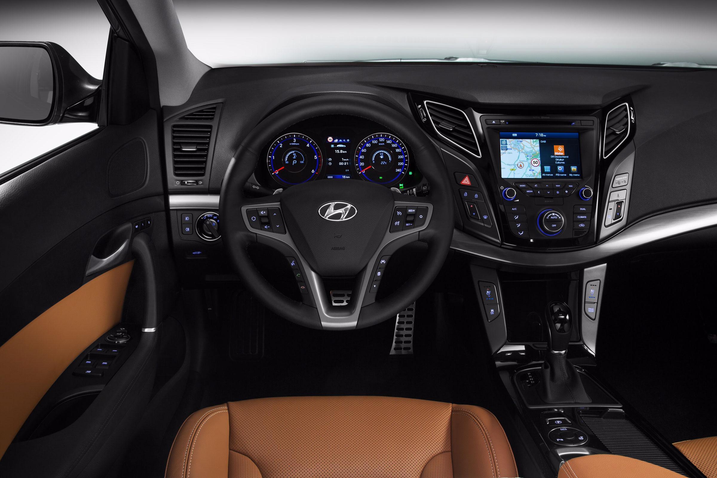 noleggio Hyundai i40