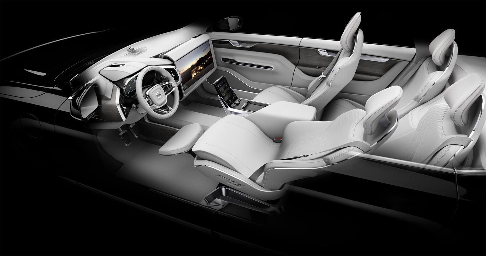 noleggio Volvo Concept 26