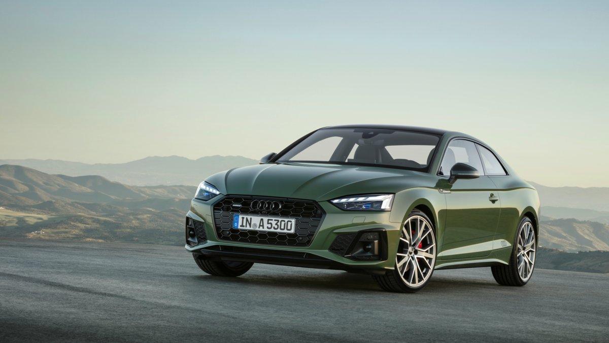 Nuova Audi A5 al Salone di Francoforte
