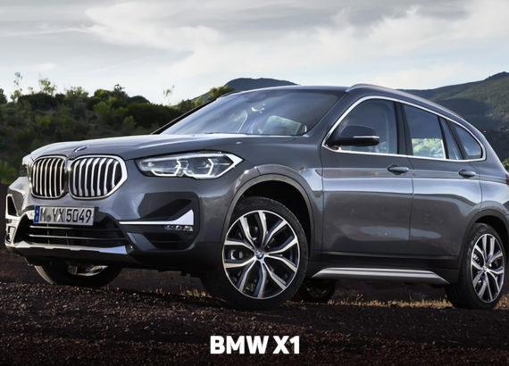 BMW X1: il restyling del piccolo ma potente SUV
