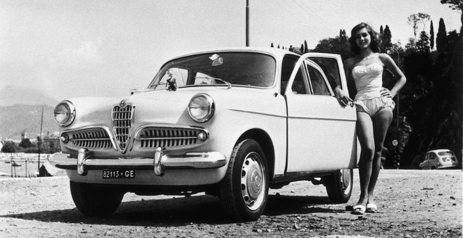 Alla scoperta del passato di una delle vetture più importanti della Casa del Biscione. - Amarcord