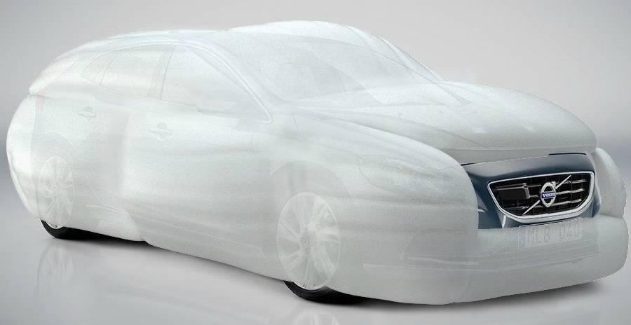 Presentati nuovi dispositivi airbag che esplodono all'esterno della vettura - News Automotive