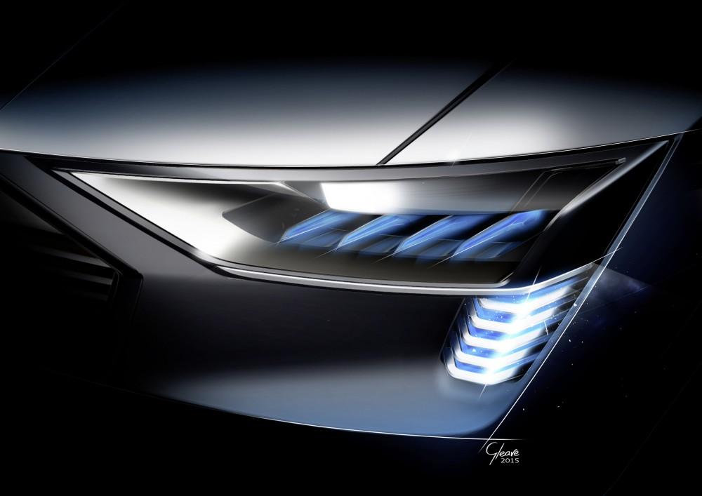 Al Salone di Francoforte, la Casa dei Quattro Anelli presenterà il concept di un SUV coupè sportivo, con 3 motori elettrici. - News Automotive