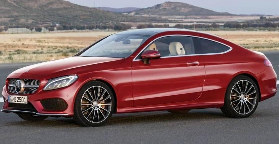 Mercedes Classe C Coupè, non c'è sportività senza classe