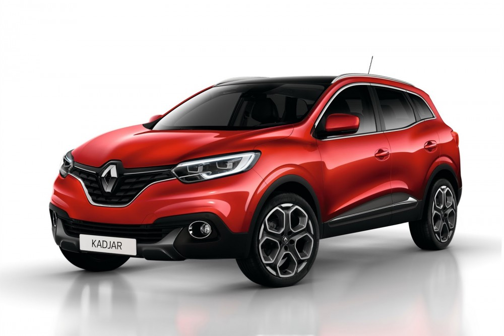 Renault Kadjar, il SUV compatto