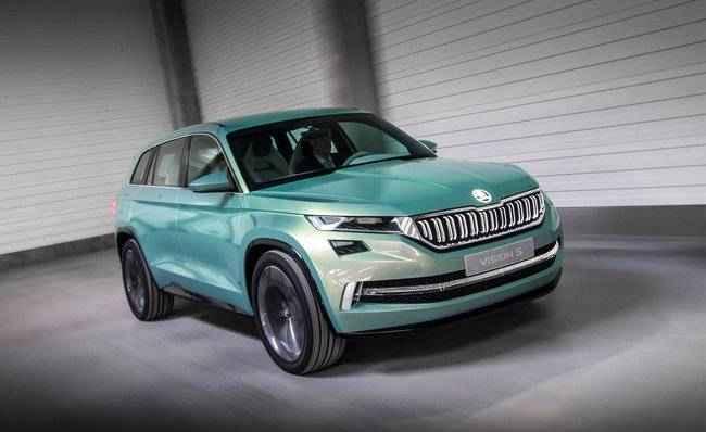 Il nuovo SUV della casa ceca, in arrivo all'inizio del 2017, prenderà il nome da uno degli orsi più grandi esistenti in natura. - News Automotive