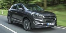 Hyundai Tucson: quando l'eleganza e la praticità vanno di pari passo