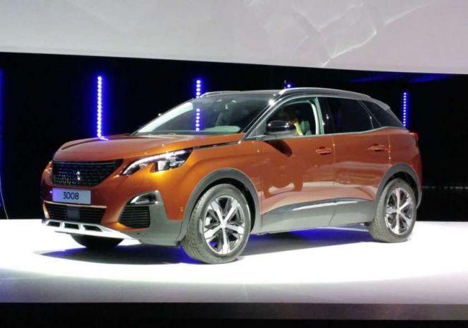 Da Crossover a SUV compatto: la Peugeot 3008 cambia pelle
