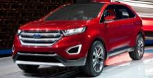 Ford Edge, il SUV dallo stile a stelle e strisce
