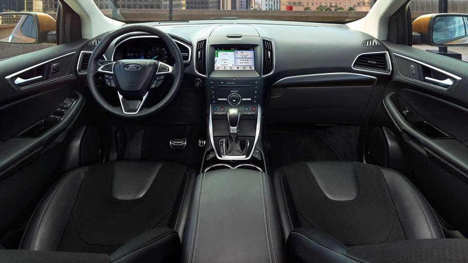 noleggio Ford Edge 2016