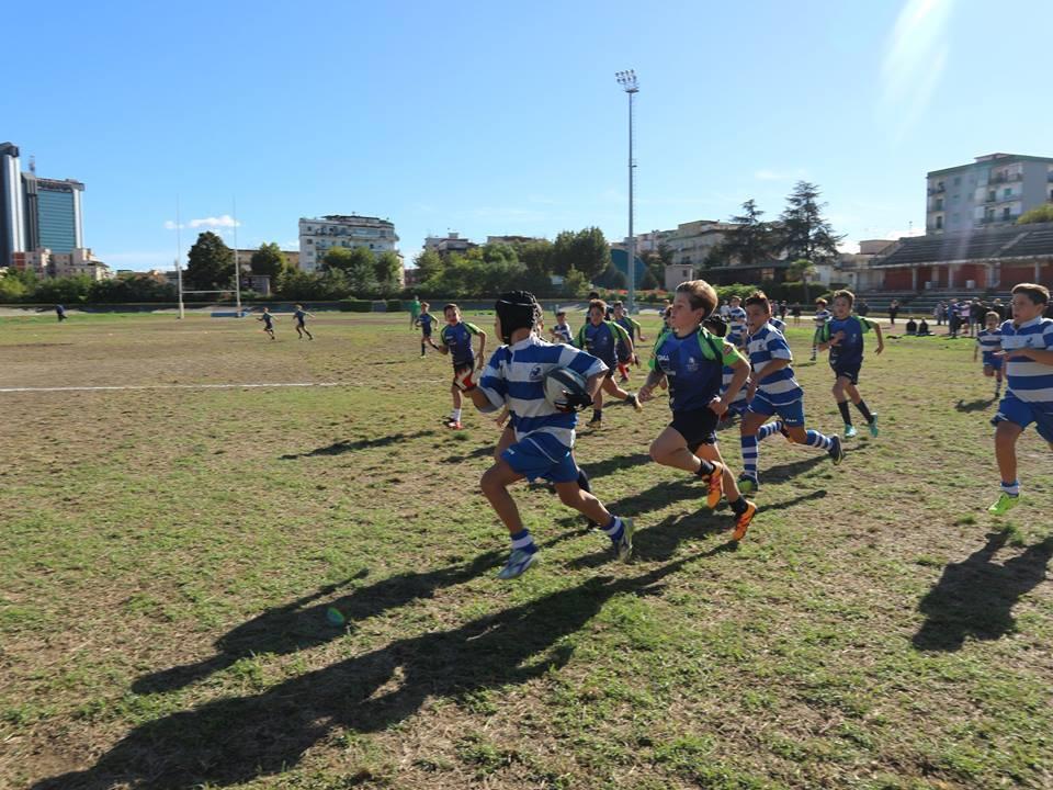 Partenope Rugby Junior 2018