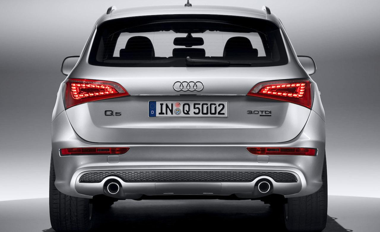 noleggio Audi Q5 retro