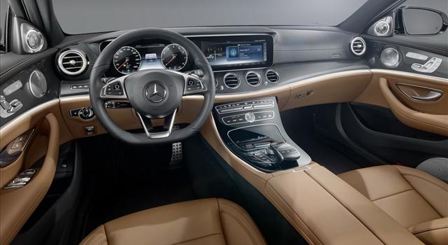 noleggio Mercedes Classe E 2016
