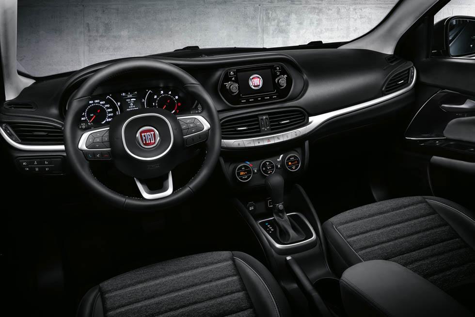 noleggio Fiat Tipo