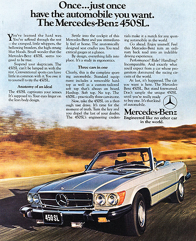 Mercedes 1976