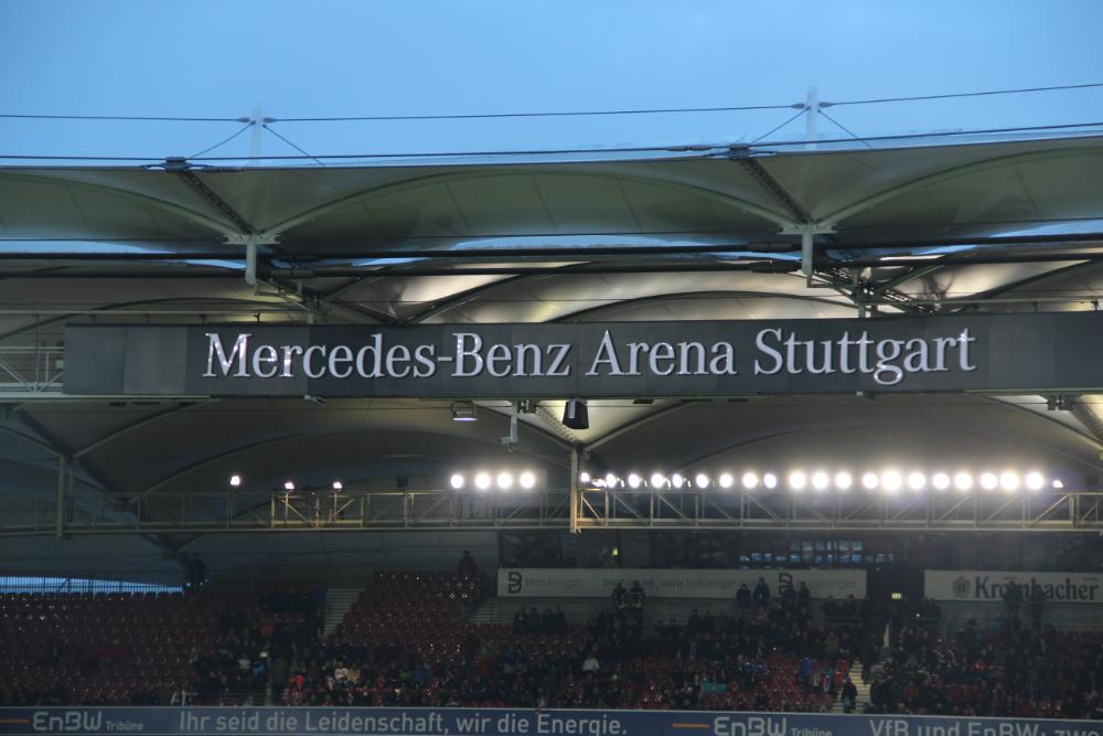Mercedes Stuttgart Arena