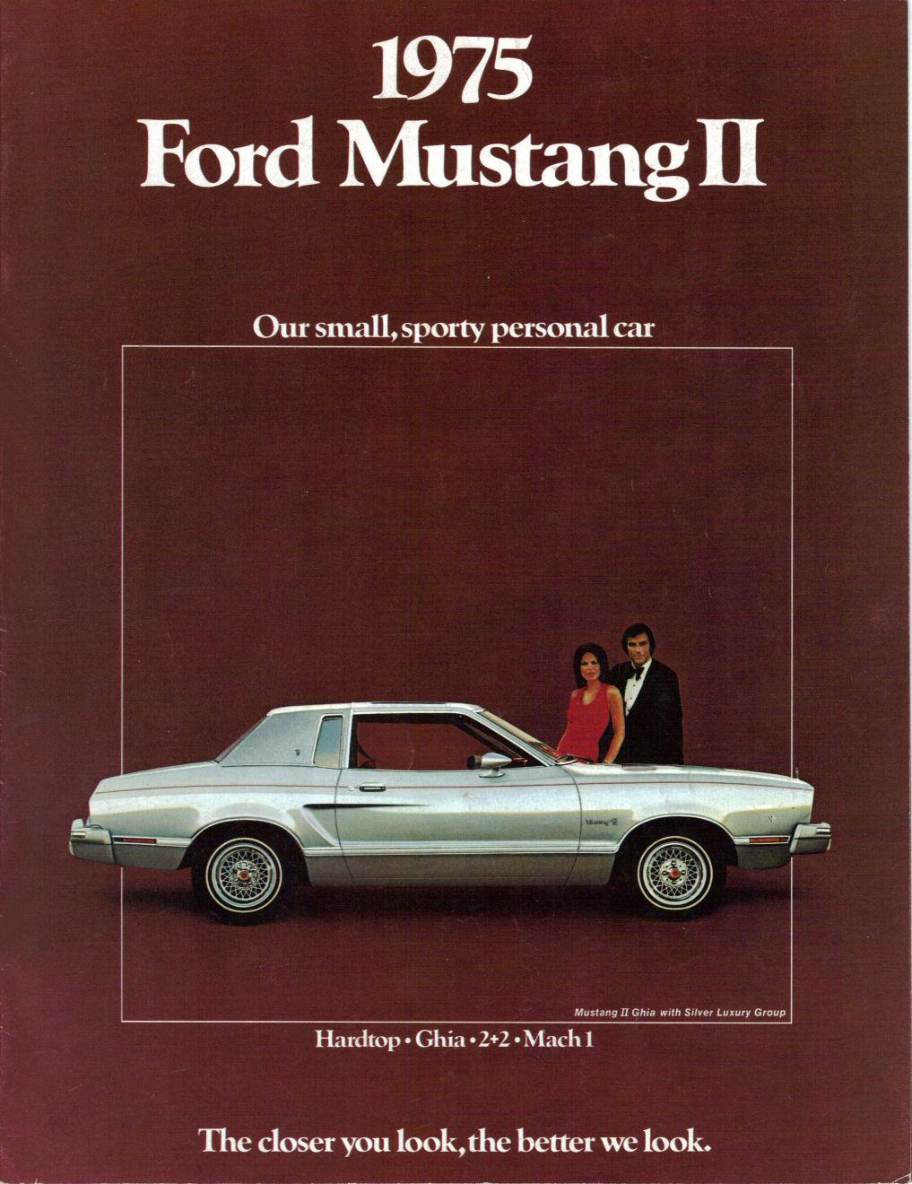 noleggio Ford Mustang II