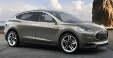 Un SUV elettrico: Tesla lancia Model X