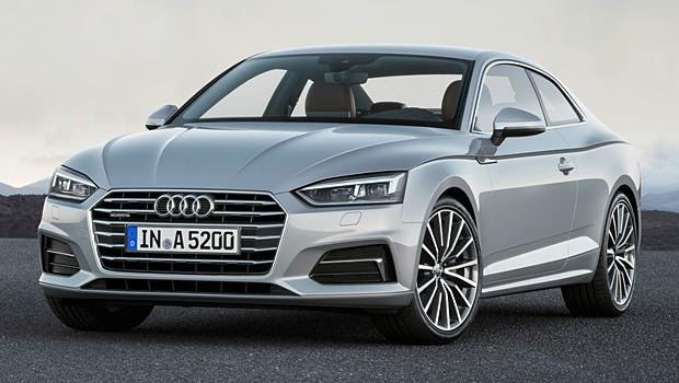 Ad ottobre verrà commercializzata la nuova A5, in versione Coupè: a seguire verranno presentate la Cabrio e la Sportback. - News Automotive