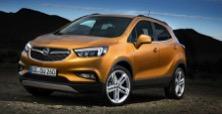 Anticipazioni dal Salone di Ginvera 2016: ecco la nuova Opel Mokka X