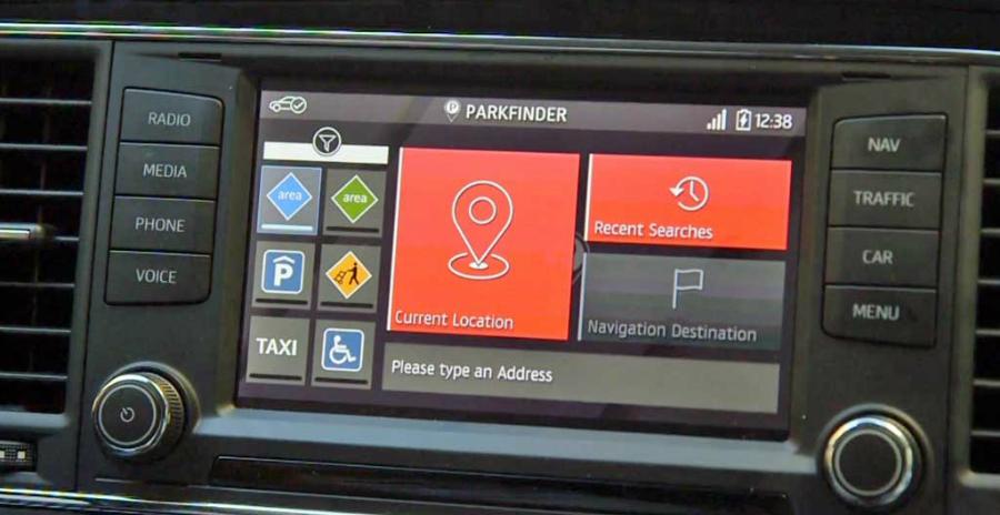 La Casa spagnola ha realizzato un applicazione mobile che permetterà di localizzare i parcheggi liberi. - News Automotive