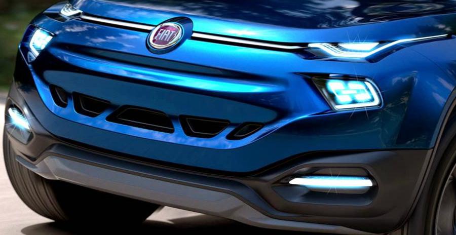 A breve sul mercato brasiliano, il nuovo pickup targato Fiat sarà in seguito distribuito in tutto il mondo. - News Automotive