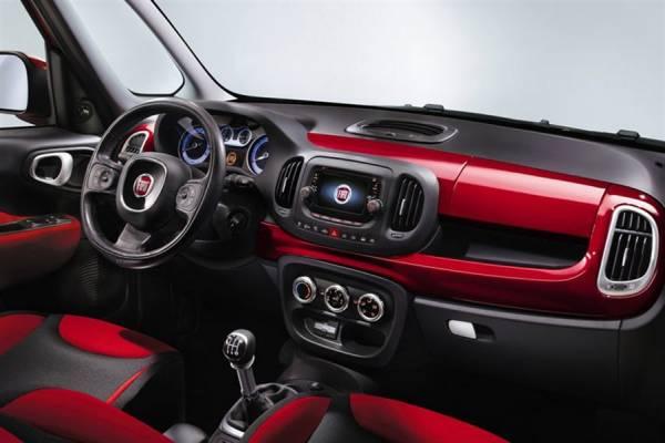 Foto gallery 0 per l'Offerta Noleggio Lungo Termine Fiat 500L 1.6 - Offerta Shake it