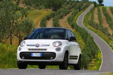 Foto gallery 1 per l'Offerta Noleggio Lungo Termine Fiat 500L 1.6 - Offerta Shake it