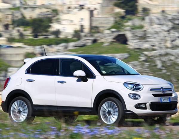 Foto gallery 1 per l'Offerta Noleggio Lungo Termine Fiat 500X - Offerta Take Away