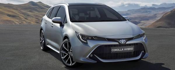 Foto gallery 1 per l'Offerta Noleggio Lungo Termine Toyota Corolla