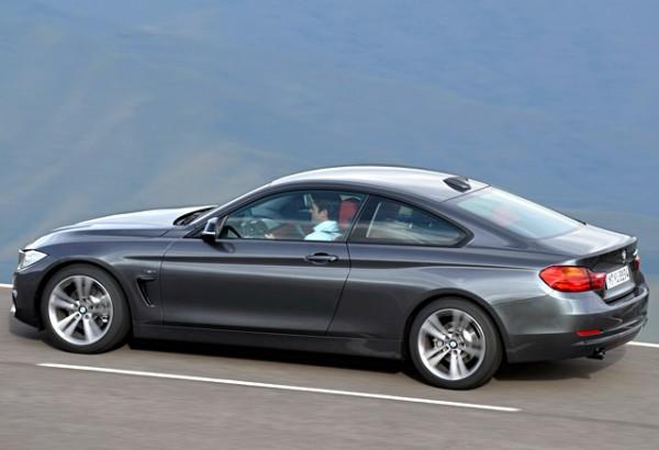 Foto gallery 2 per l'Offerta Noleggio Lungo Termine BMW Serie 4
