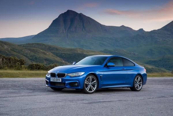 Foto gallery 4 per l'Offerta Noleggio Lungo Termine BMW Serie 4